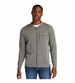 Chaqueta Wool gris