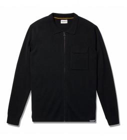 Chaqueta Wool negro