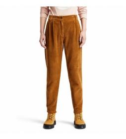 Pantalón Corduroy marrón
