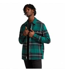 Camisa Buffalo verde