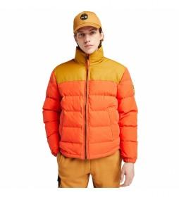 Chaqueta plumón Welch Puffer naranja