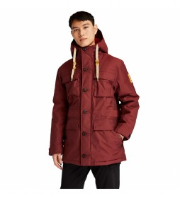 Parka Expedition Field granate