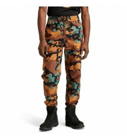Pantalón de chandal Camo Cargo camuflaje