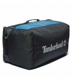 Bolsa de deporte Duffel azul -28 x 43 x 27,5 cm-