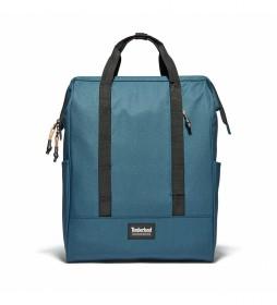 Mochila Backpack azul -42.5 x 30 x 13 cm-