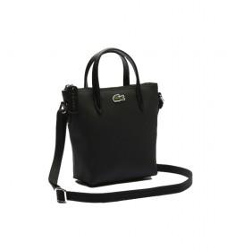 Bolso Tote XS negro -15 x 18 x 7 cm-