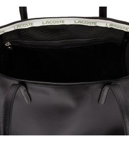 Bolso Shopping Bag femme negro -35x30x14cm-