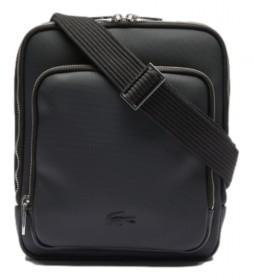 Bandolera Crossover negro -21,8x25,9x6,6cm-