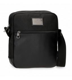Bandolera Porta Tablet Scratch negro -23x27x7cm-