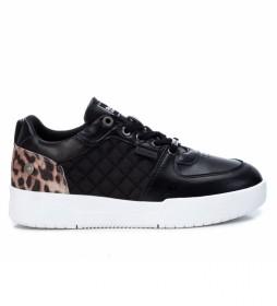 Zapatillas 077789 negro