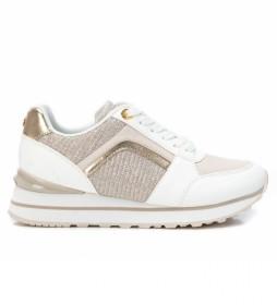 Zapatillas 043008 blanco hielo