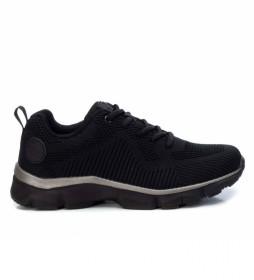 Zapatillas 043352 negro