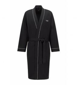 Batín Kimono BM negro 10121122