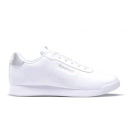 Zapatillas Royal Charm blanco, plata
