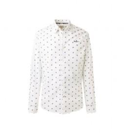 Camisa Carlo blanco