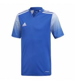Camiseta Regista 20 JSYY azul