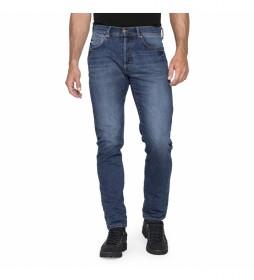 Pantalón vaquero 710E-970X azul
