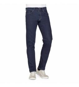 Pantalón vaquero 710D-970X azul