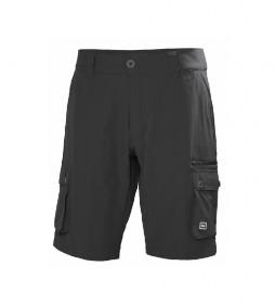 Shorts Maridalen negro