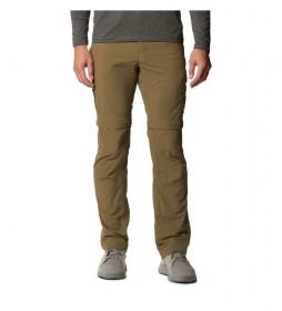 Pantalón Silver Ridge  II Convertible verde