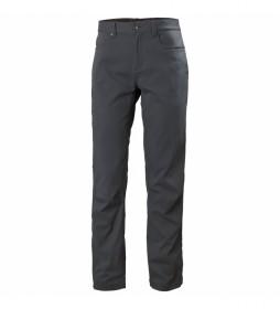 Pantalón Holmen 5 Pocket gris