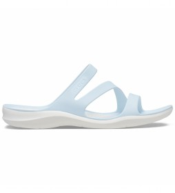 Chanclas Swiftwater Sandal W azul, blanco