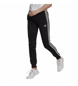 Pantalón W 3S FT C PT negro