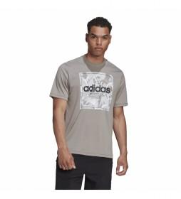 Camiseta M Camo BX T gris