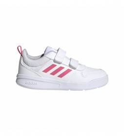 Zapatillas Tensaur blanco, rosa