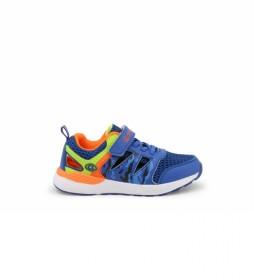 Zapatillas A002 azul