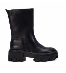 Botas 043458 negro - Altura tacón 5cm -