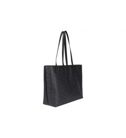 Bolso Shopper MD negro -42,5 x 28,5 x 12 cm-