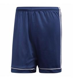 Pantalón corto Squad 17 SHO marino