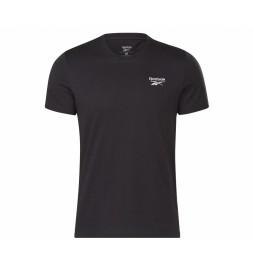Camiseta Identity negro