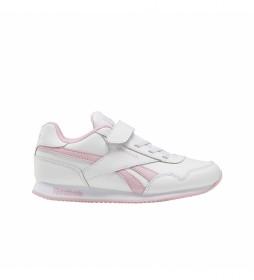 Zapatillas Reebok Royal Classic Jogger 3 blanco, rosa