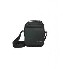 Bandolera Pro negro-19,5x12,5x25cm-