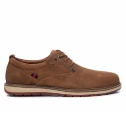 Zapatos  043174 camel