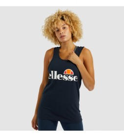 Camiseta-top Abigaille Vest azul