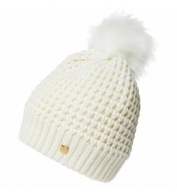 Gorro W Snowfall Beanie blanco