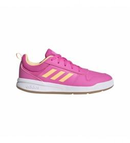 Zapatillas Tensaur rosa