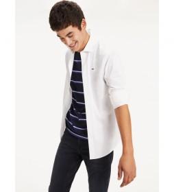 Camisa Popelín Original Stretch blanco