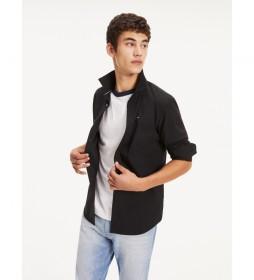 Camisa Popelín Original Stretch negro