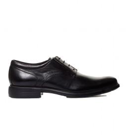 Zapatos de piel Dublin negro