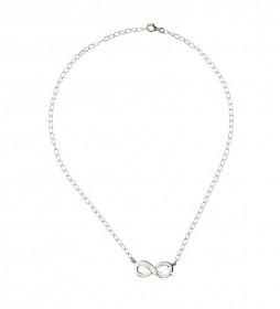 Collar Infinito Love plata