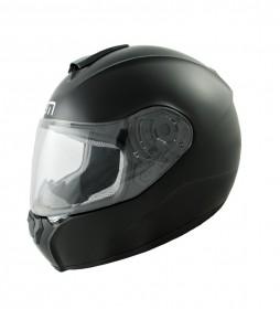 Lem Helmets Casque intégral LEM Shadow Matte noir