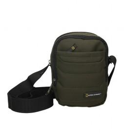 Bandolera Pro kaki -13,5x9x18cm-