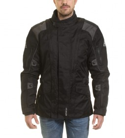 Spir'it Alpine jacket black, gray