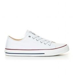 Zapatillas Tribu Basket blanco