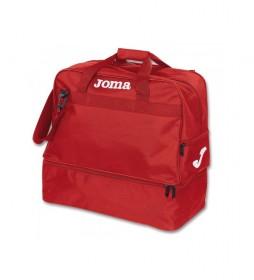 Bolsa Training III rojo -48x49x32cm-