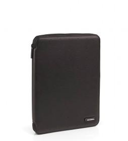 Portafolio Alpha A4  gris -25x33x3 cm-